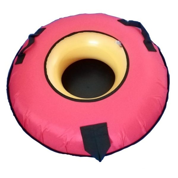 90cm Snow tube with hard PE botom